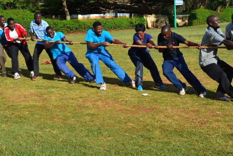 ICTC sports day 2014