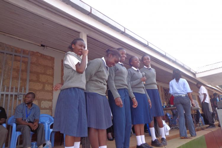 Rungiri students