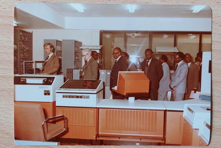 1978- SERVER ROOM